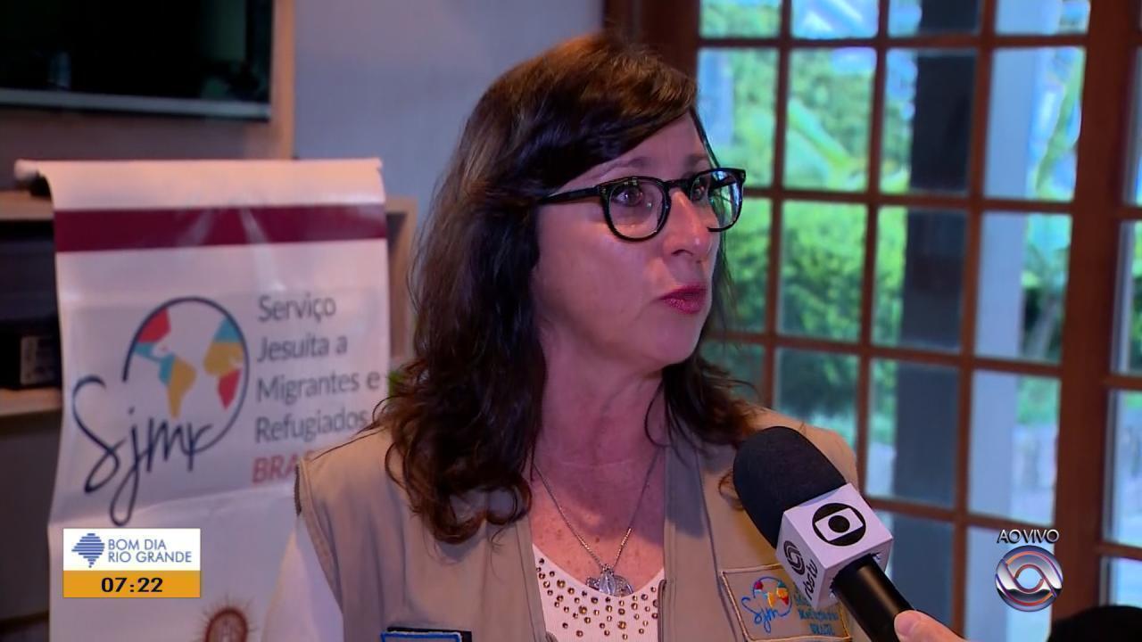 Coordenadora de programa de refugiados fala sobre integração de venezuelanos no RS