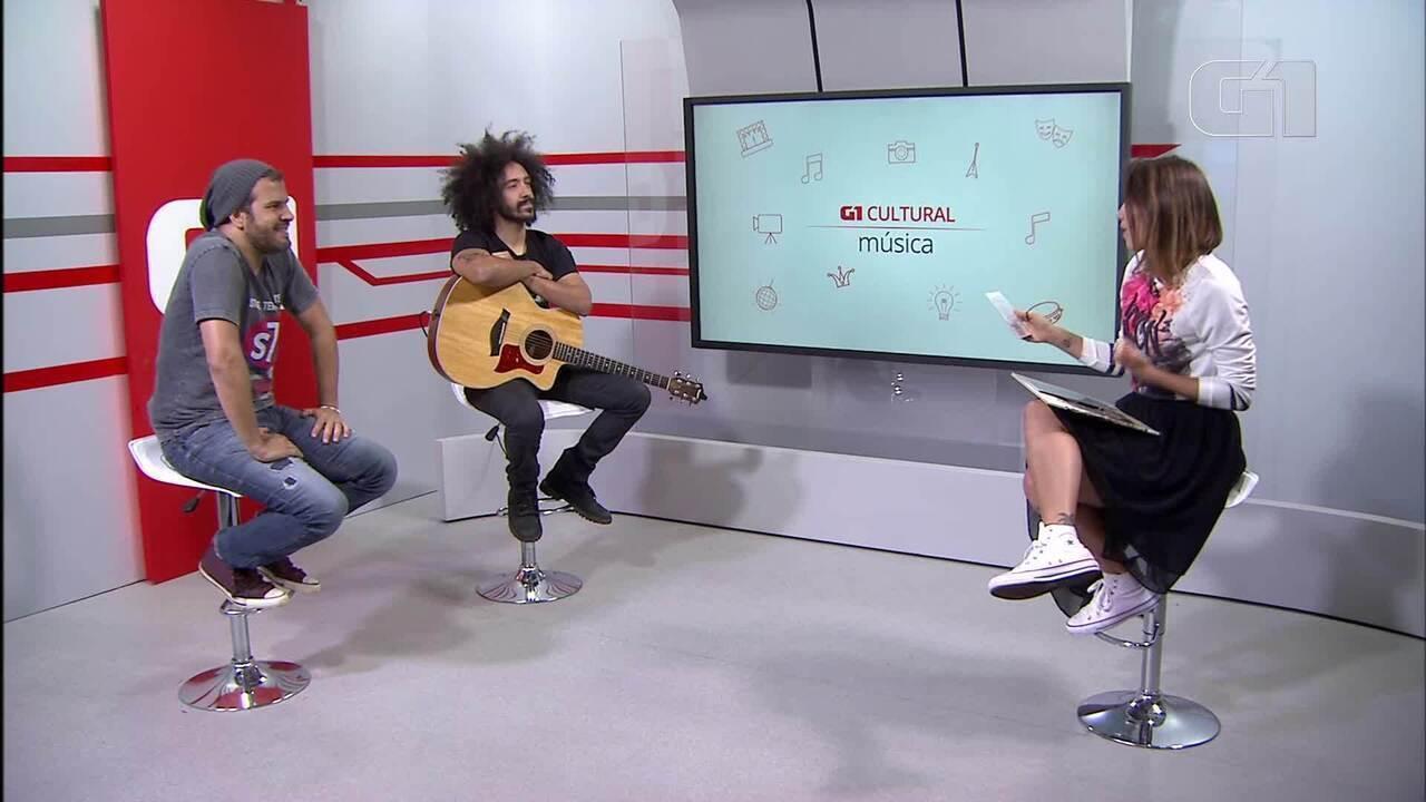 Banda Trampa lança vinil com Orquestra Sinfônica de Brasília