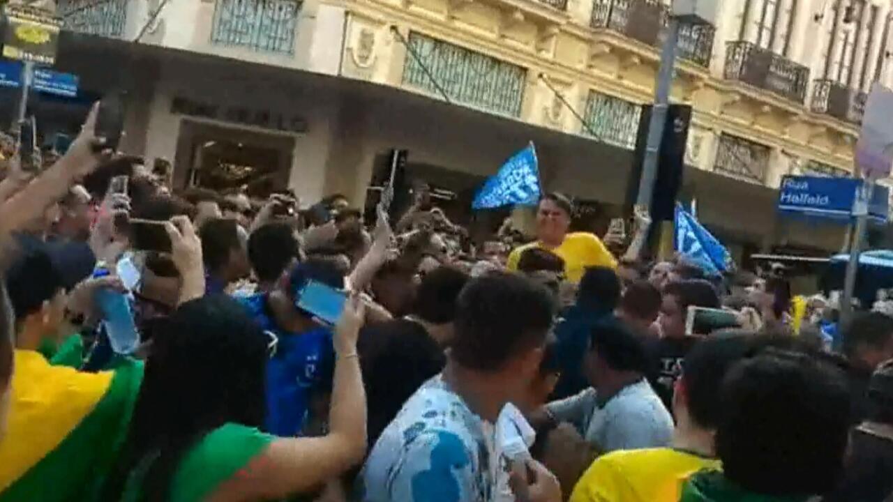 Suspeito de esfaquear Bolsonaro já morou em SC e esteve em clube de tiro