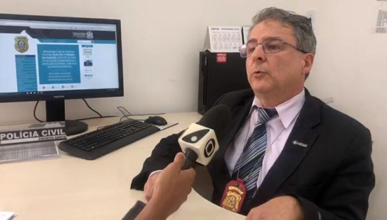 Delegado fala sobre menina que matou irmão a machadadas no ES