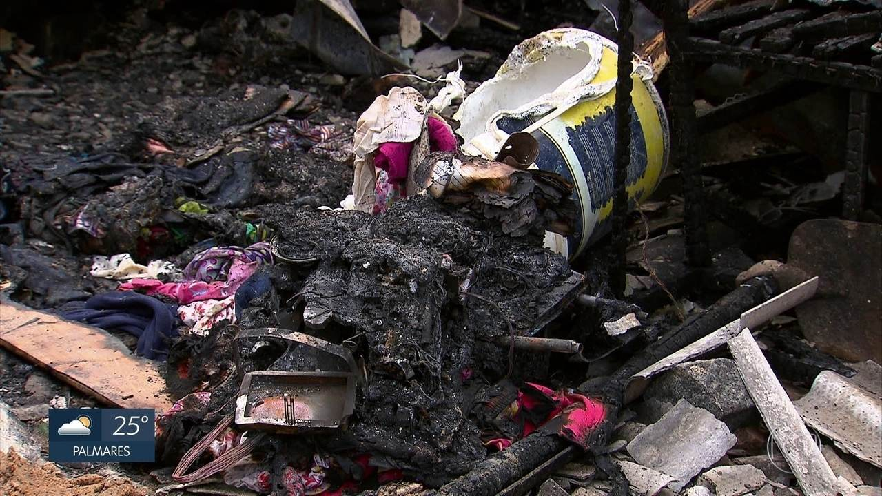 Criança de 5 anos morre em incêndio em barraco em Olinda