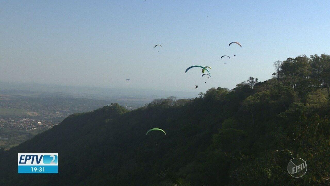 Atrações esportivas e feriados movimentam turismo em São Pedro