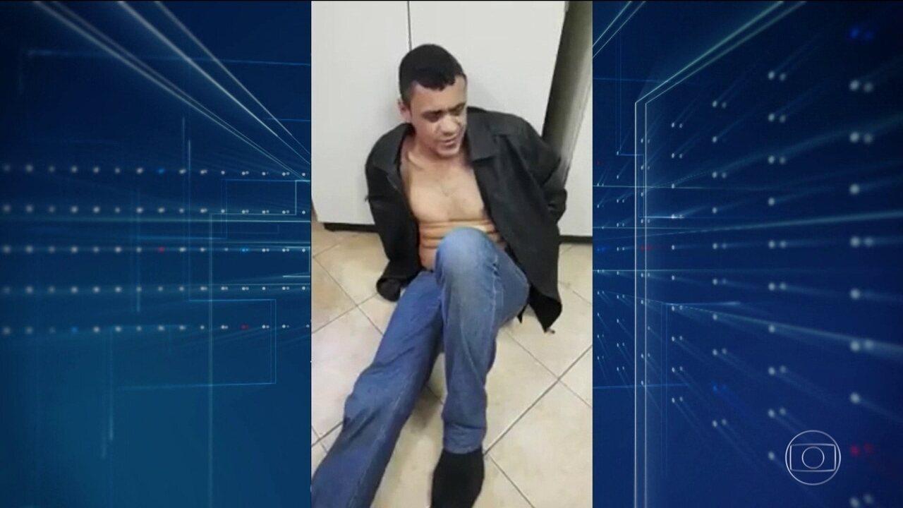 Justiça autoriza quebra de sigilo de dados celulares de agressor de Bolsonaro
