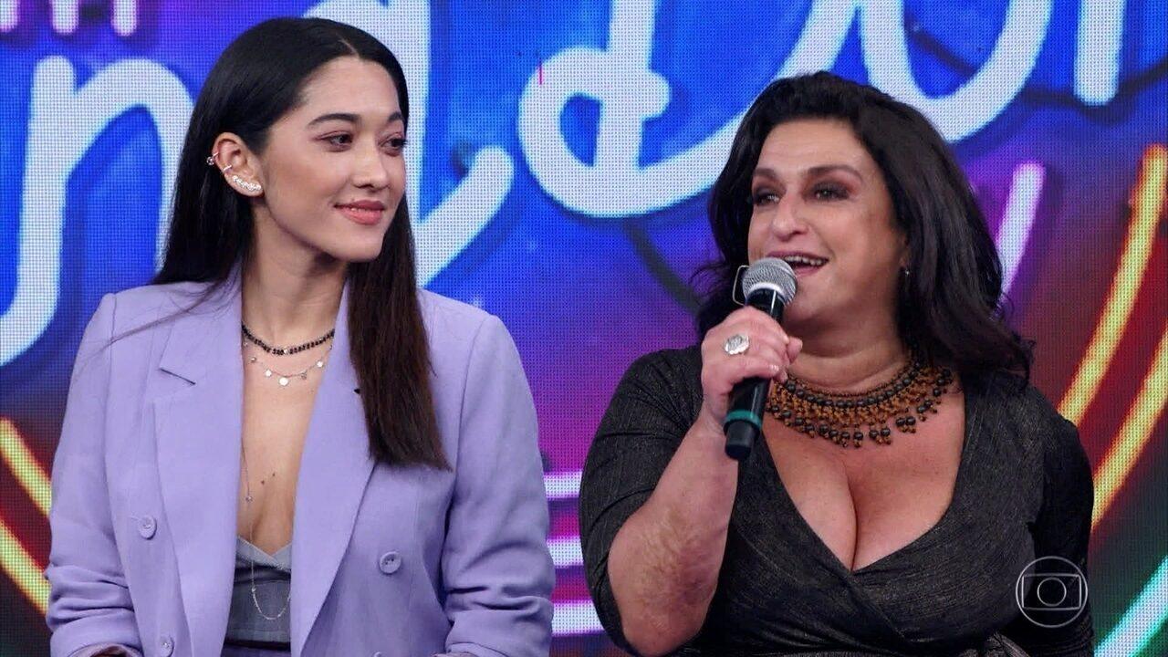 Grace Gianoukas e Jacqueline Sato enfrentam Juliano Laham e Polly Marinho no 'Ding Dong'
