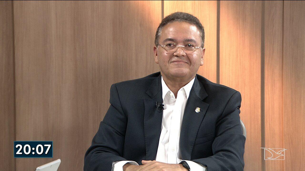 Roberto Rocha é entrevistado no JMTV1
