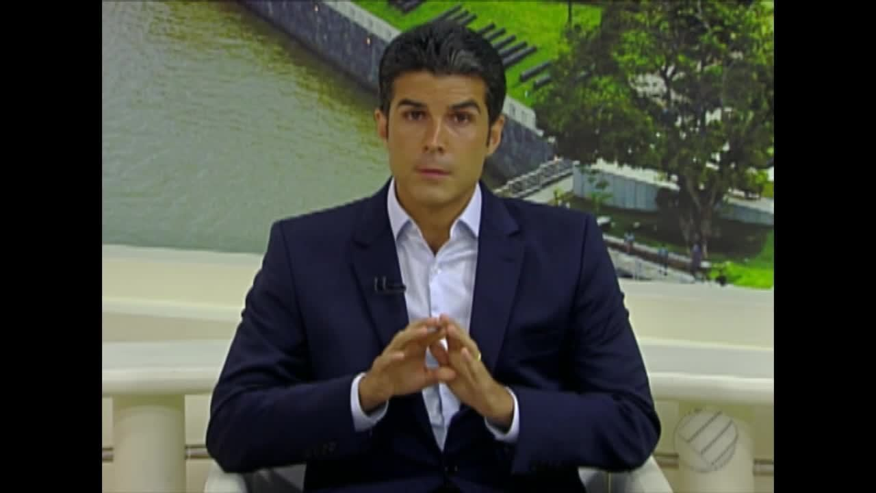 Confira a entrevista do candidato Helder Barbalho ao JL1 nesta segunda-feira (10)