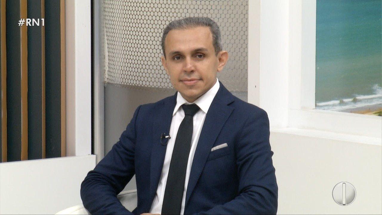 Confira entrevista do candidato ao governo do RN Brenno Queiroga