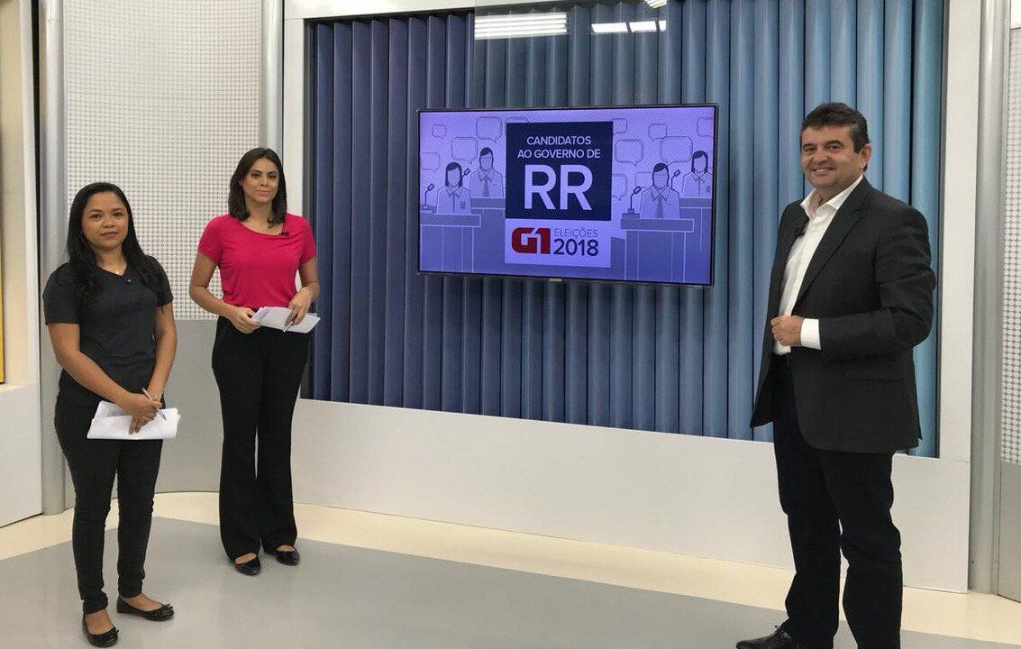 Confira a íntegra do candidato ao governo de Roraima, José de Anchieta (PSDB)