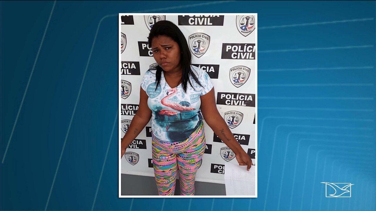 Mulher é presa após tentar entrar com droga em presídio em Coroatá