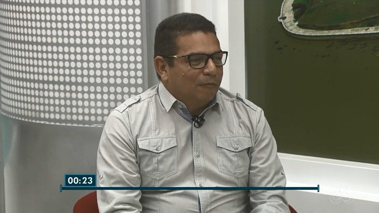 JAP1 entrevista o candidato ao governo do Amapá, Gianfranco, do PSTU