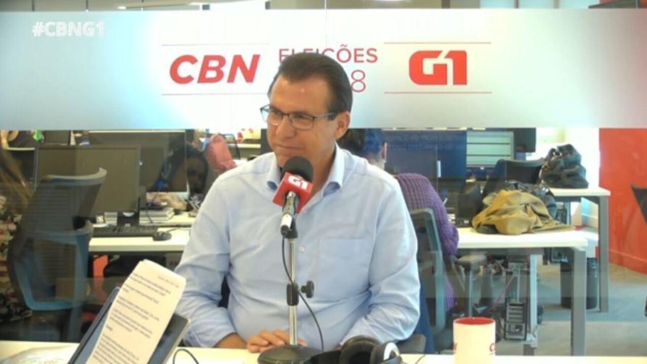 ÍNTEGRA: Luiz Marinho (PT) é entrevistado pelo G1 e pela CBN