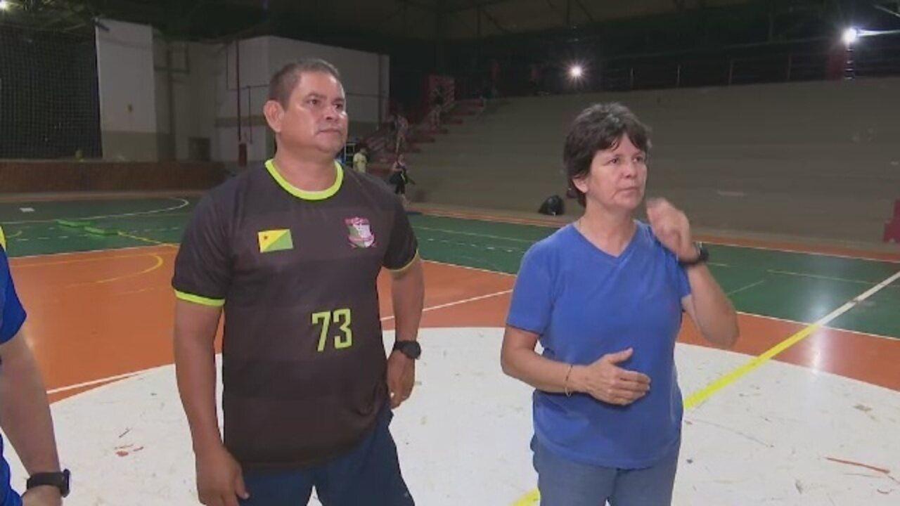 Liga Nacional Masculina Conferência Norte de Handebol será realizada em Rio Branco