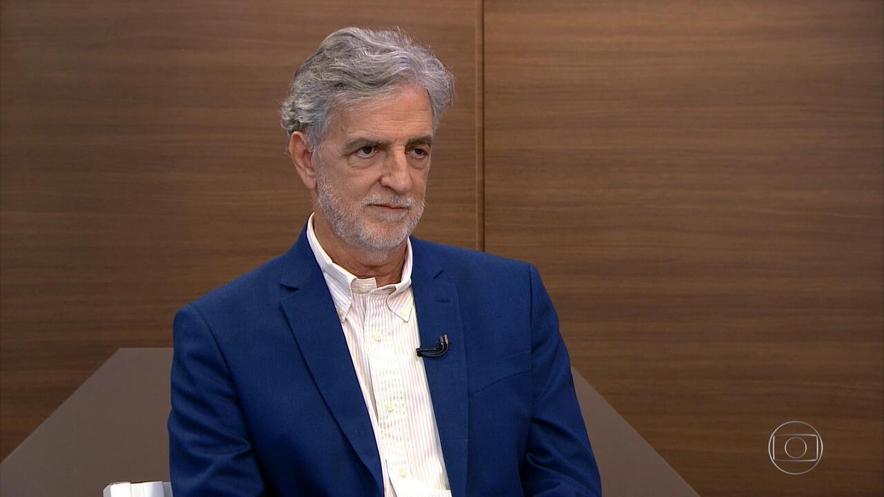 MG1 entrevista candidato a governador de Minas Gerais João Batista Mares Guia