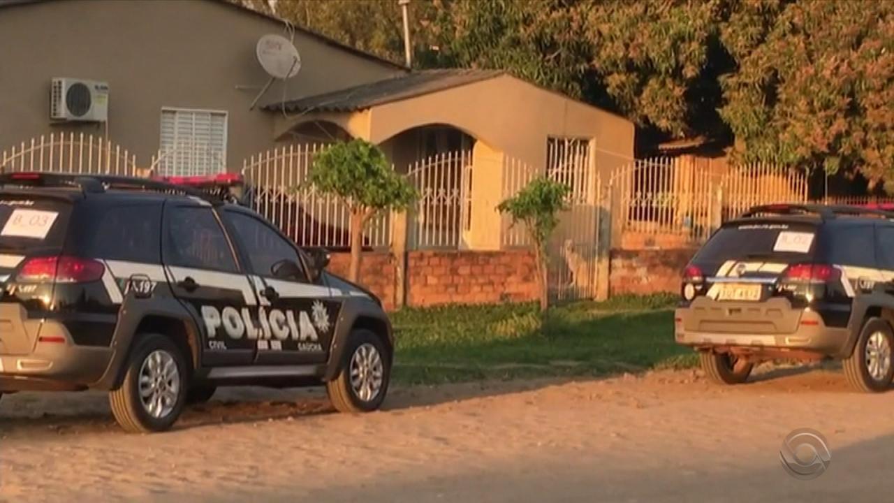 Operação Thanatos combate o tráfico de drogas na Fronteira Oeste do RS