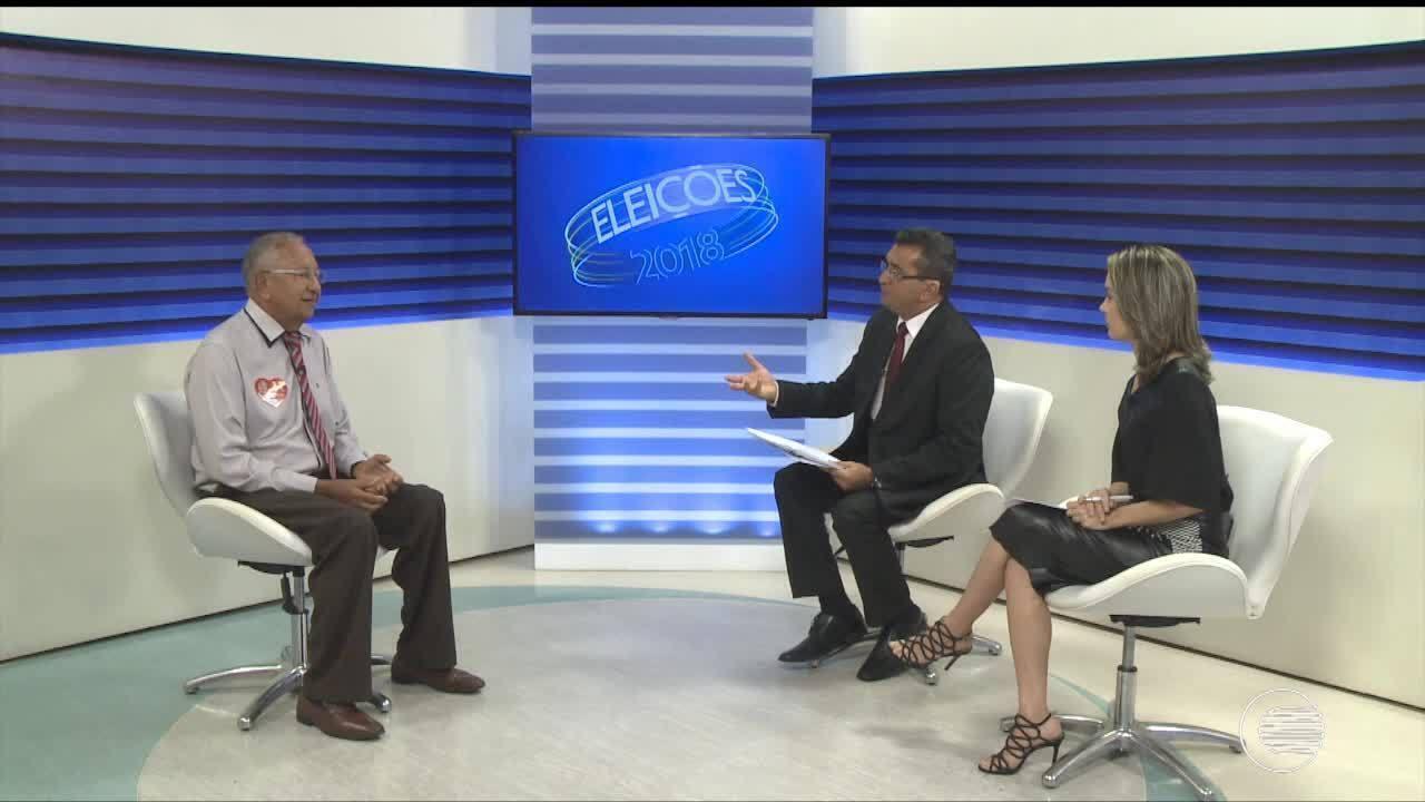Entrevista especial com o candidato ao governo do Piauí pelo SD, Doutor Pessoa