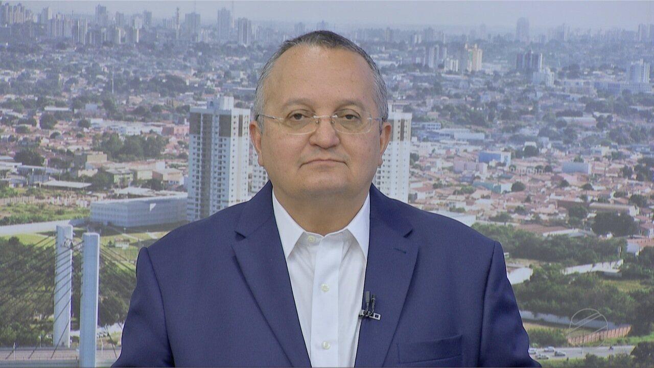 Pedro Taques é entrevistado no MTTV 1ª edição