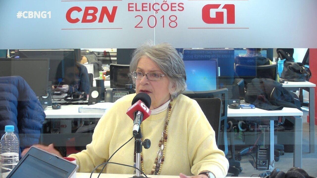 Parte 7: Professora Lisete fala sobre diminuição de presídios e legalização de drogas