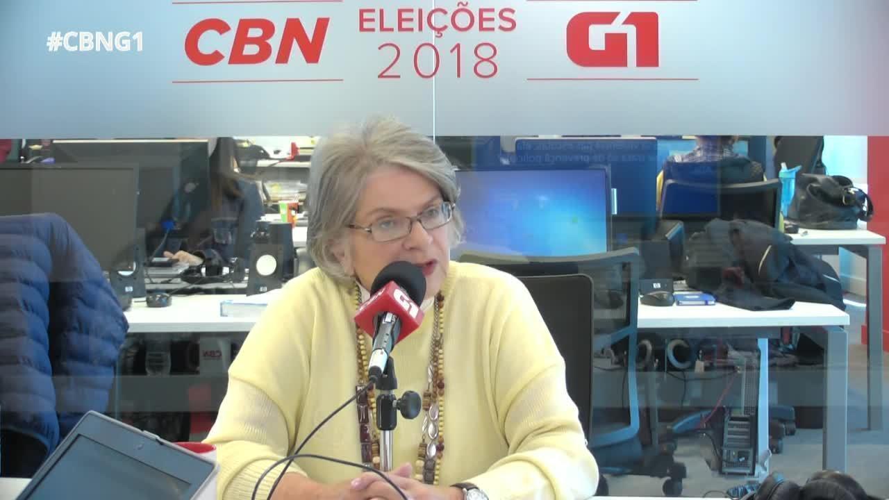 Professora Lisete é entrevistada pelo G1 e pela CBN