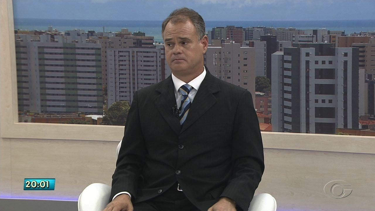 Candidato Josan Leite, do PSL, é entrevistado no AL TV 1ª Edição