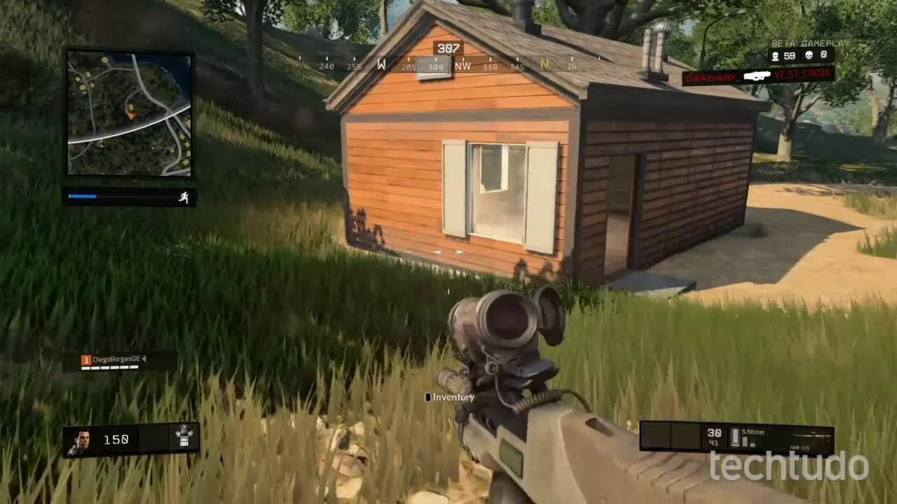 Call of Duty: Black Ops 4 - Gameplay do modo Battle Royale