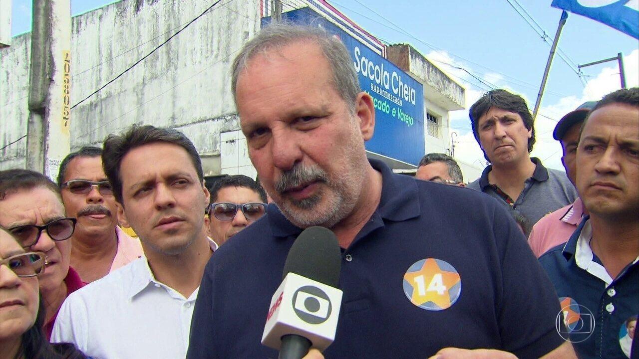 Armando Monteiro fala sobre investimento em infraestrutura na Zona da Mata Sul de PE