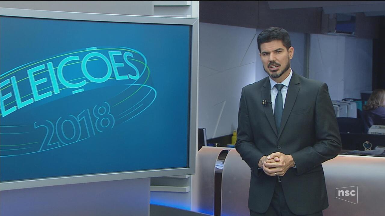 Confira a agenda dos candidatos Décio Lima e Gelson Merísio