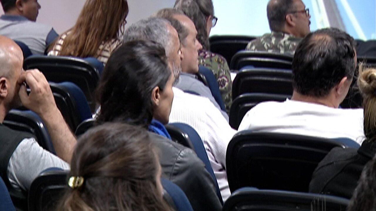 Reunião realizada nesta quinta-feira teve área ambiental de Mogi das Cruzes como tema