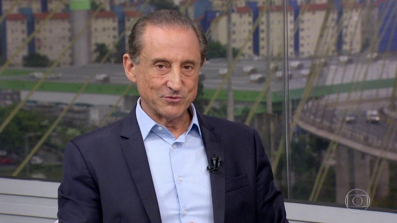 SP1 entrevista Paulo Skaf, candidato do MDB ao governo de SP