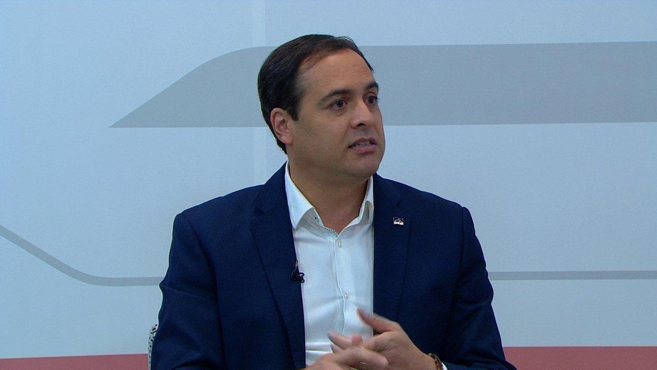 Paulo Câmara responde à pergunta de leitor do G1 sobre 13º salário do Bolsa Família