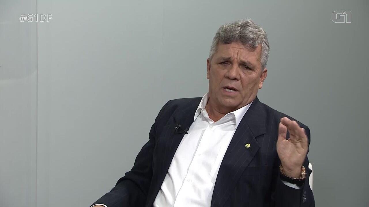 G1 entrevista o candidato ao governo do DF Alberto Fraga, do DEM - Bloco 2