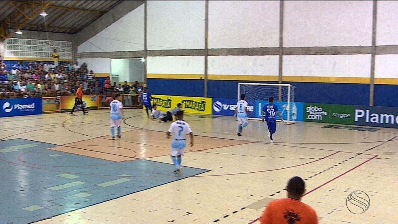 Itaporanga vence novamente e garante vaga na próxima fase da Copa TV Sergipe