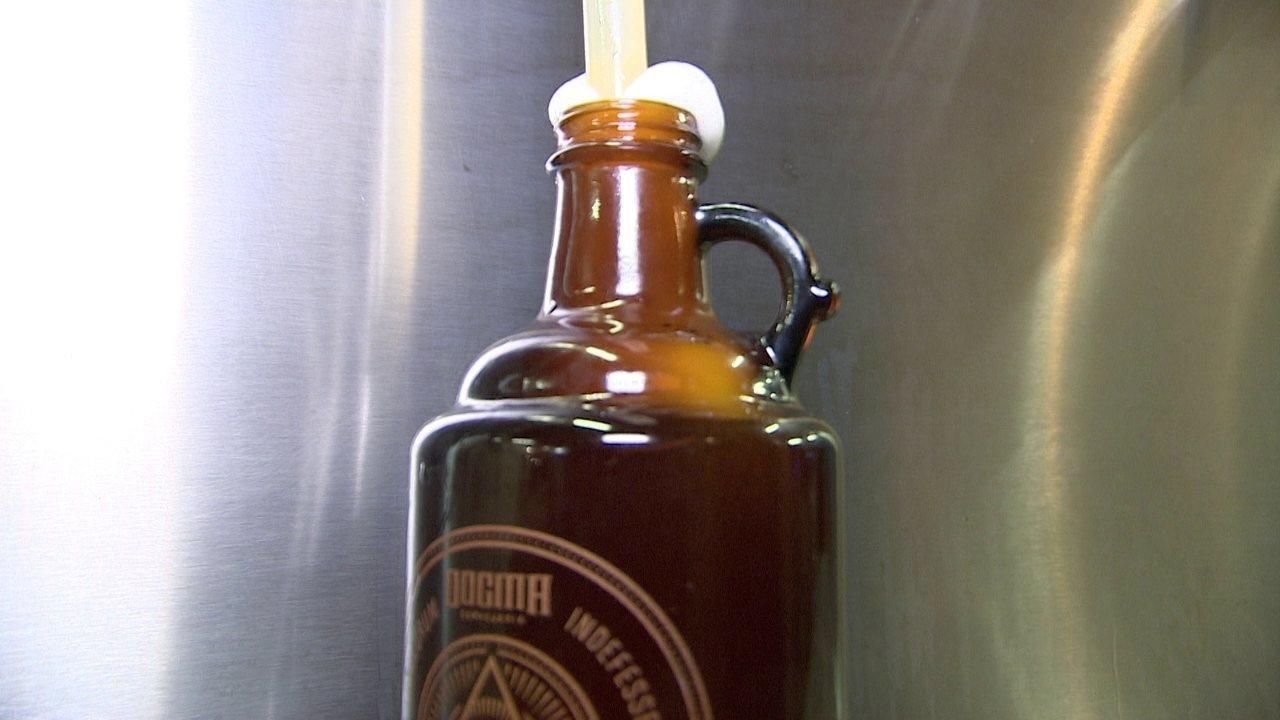 Cervejaria aumenta as vendas em 30% com os growlers