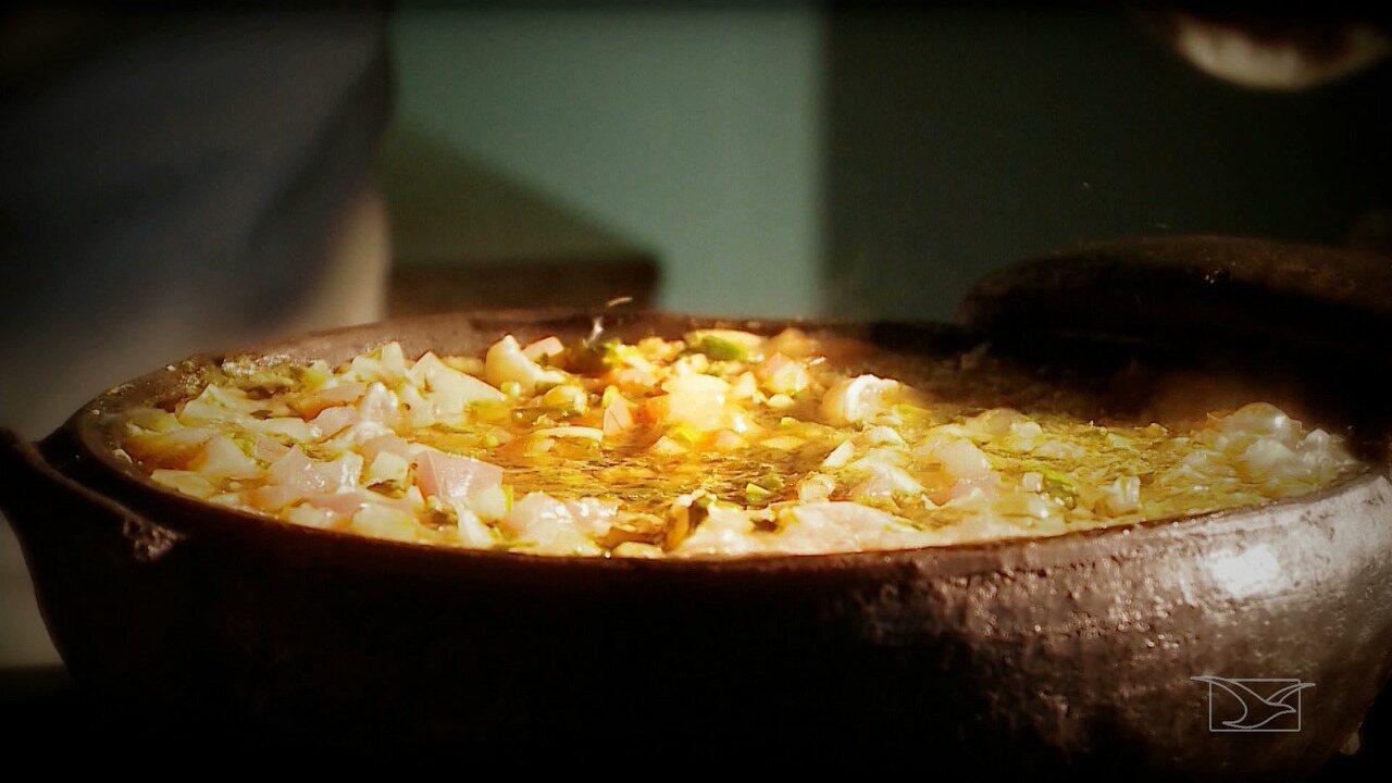Comida maranhense no Festival Mercado das Tulhas foi destaque no Repórter Mirante deste sábado (15)