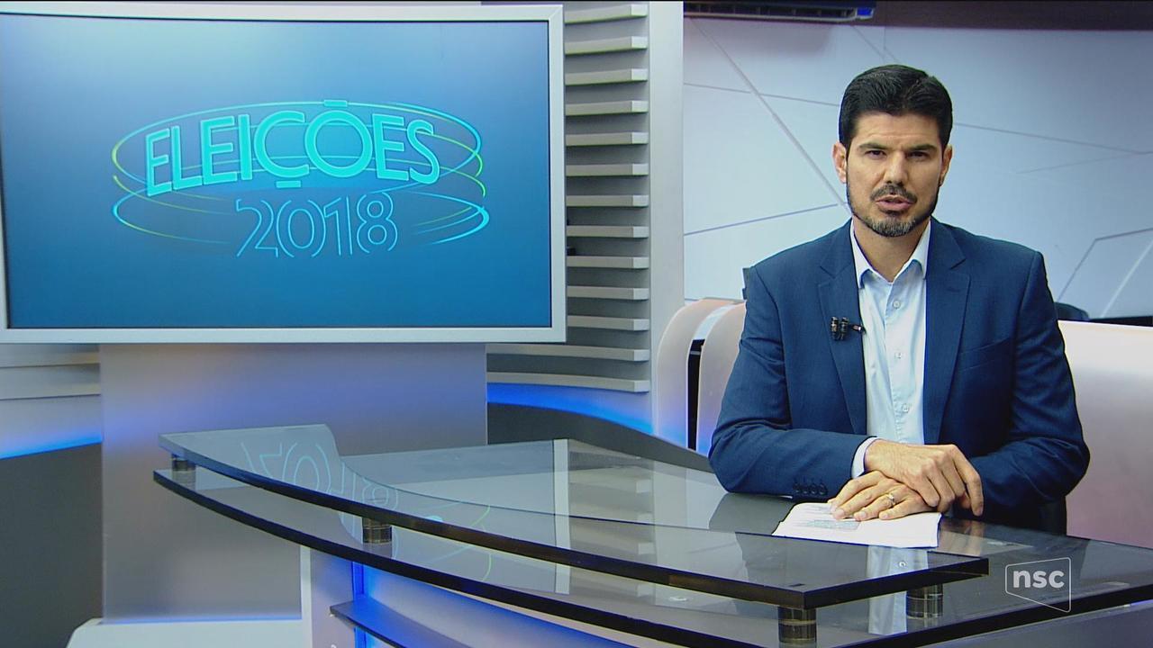 Confira a agenda dos candidatos Gelson Merisio e Mauro Mariani