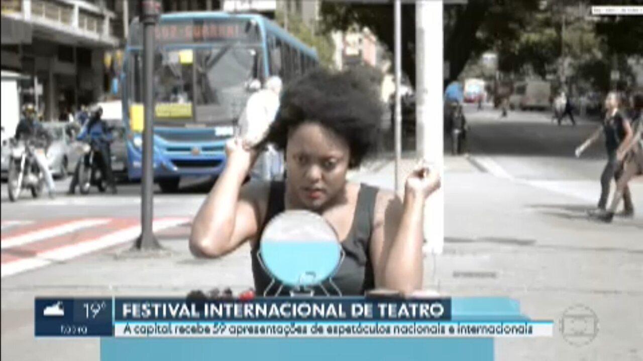 Espetáculos do FIT discutem assuntos atuais como gênero e racismo