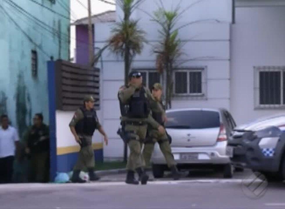 PM é vítima de atentado no Barreiro, em Belém