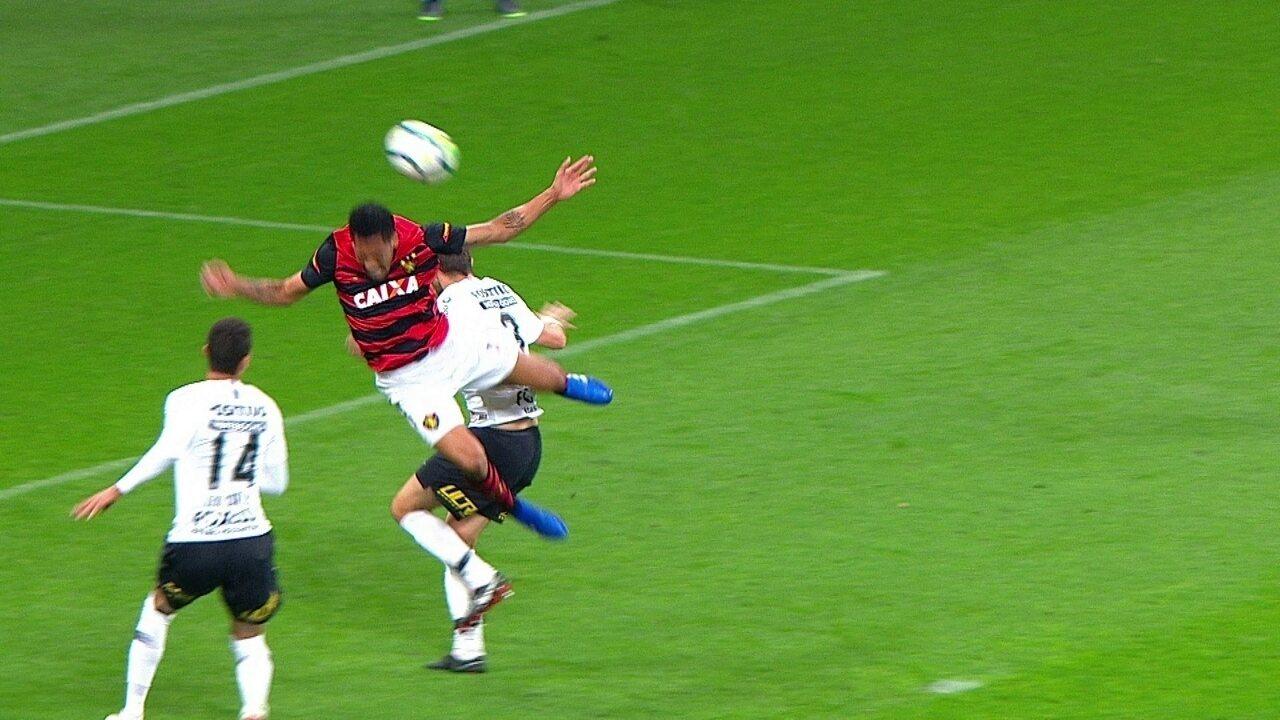Melhores momentos: Corinthians 2 x 1 Sport pela 25ª rodada do Brasileirão 2018