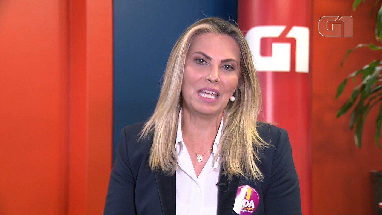 Assista ao que disse Cida Borghetti (PP) sobre saúde