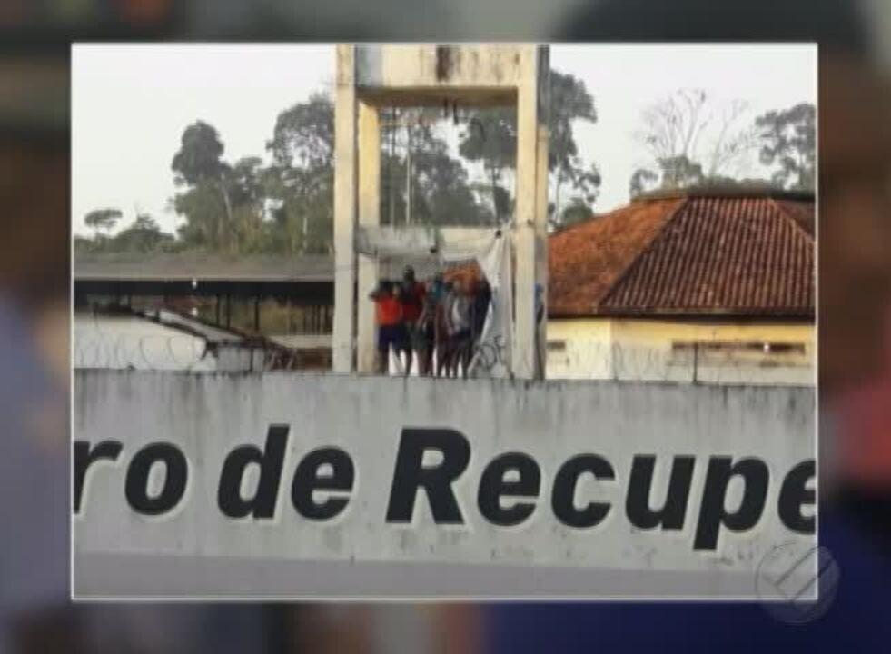 Presos fazem rebelião após tentativa de fuga frustrada em Altamira