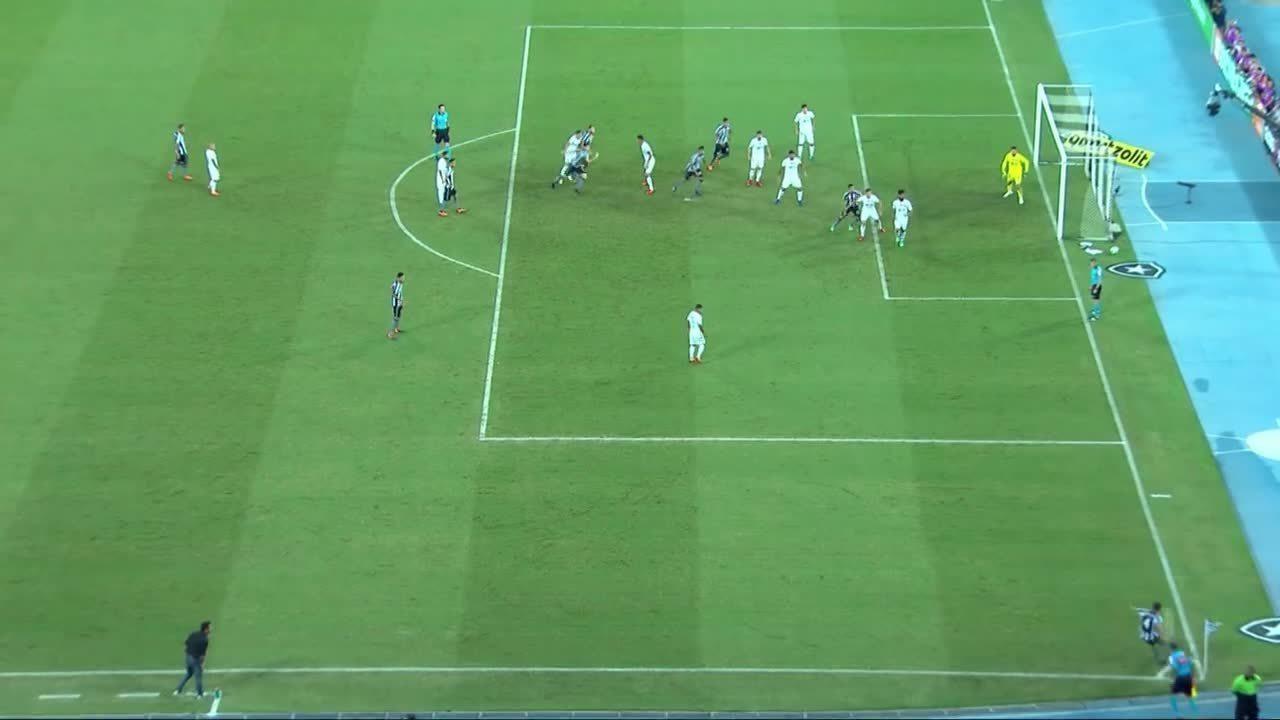 Lei do Ex! Quatro dos oito gols de Kieza pelo Botafogo foram marcados contra ex-clubes