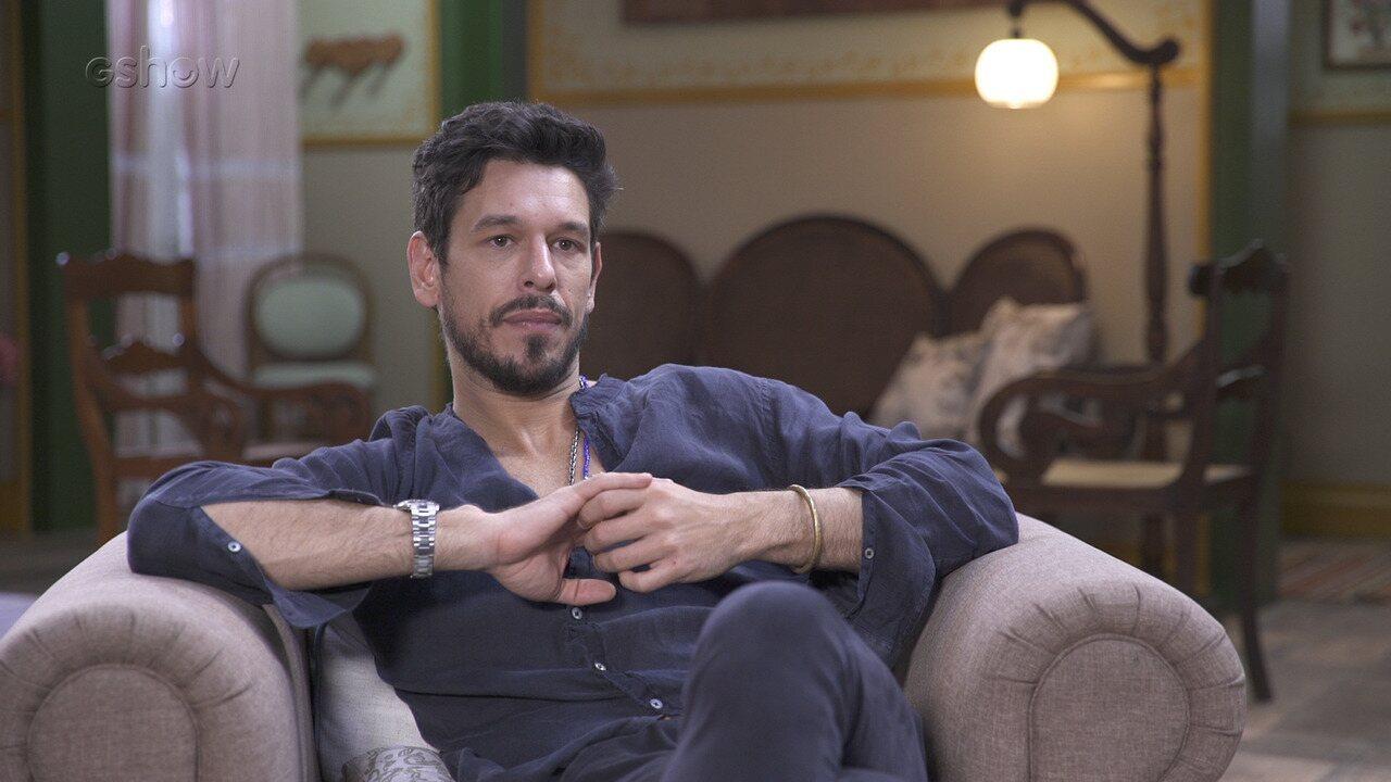 João Vicente comenta relação com elenco de Espelho da Vida