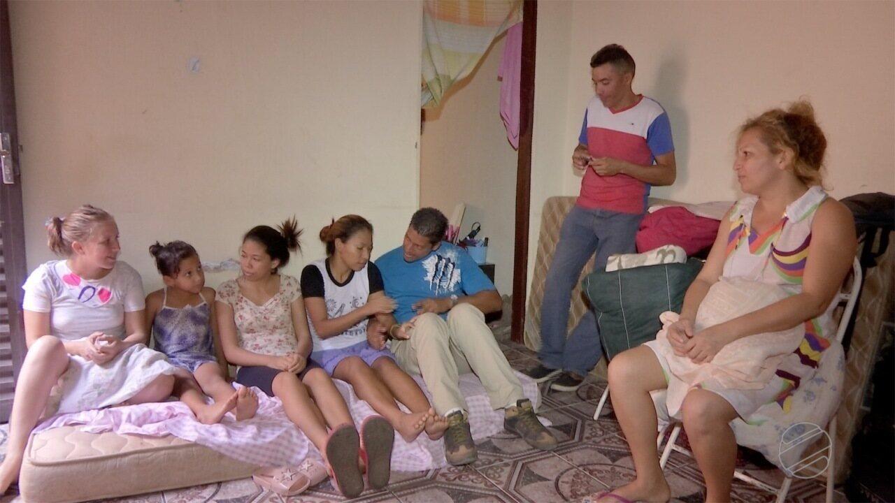 Venezuelanos que vieram para MT precisam de emprego