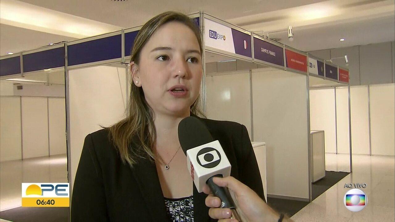 Feiras de intercâmbio no Recife reúnem oportunidades para quem desejar morar fora do país