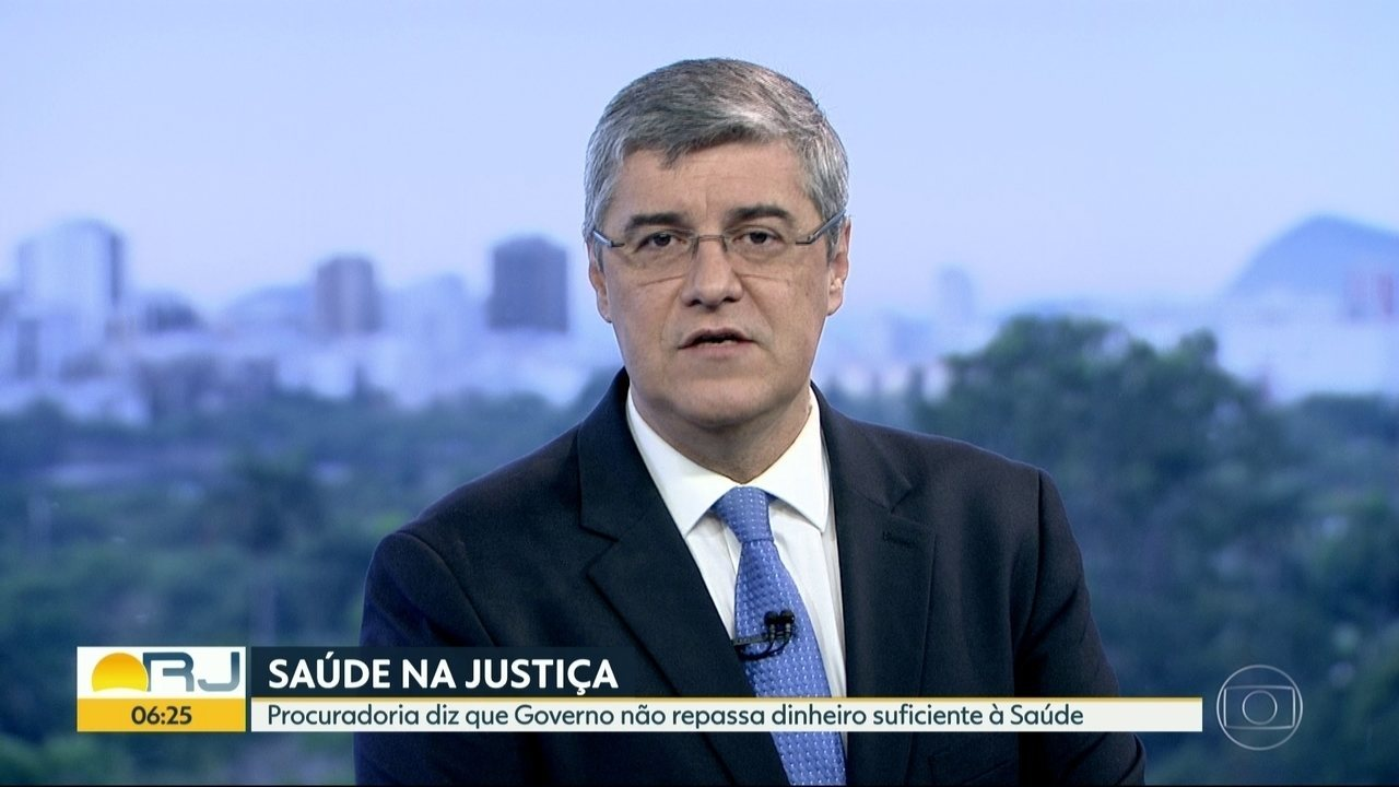 Ministério Público Federal pediu na justiça 1 bilhão de reais para a saúde no Rio