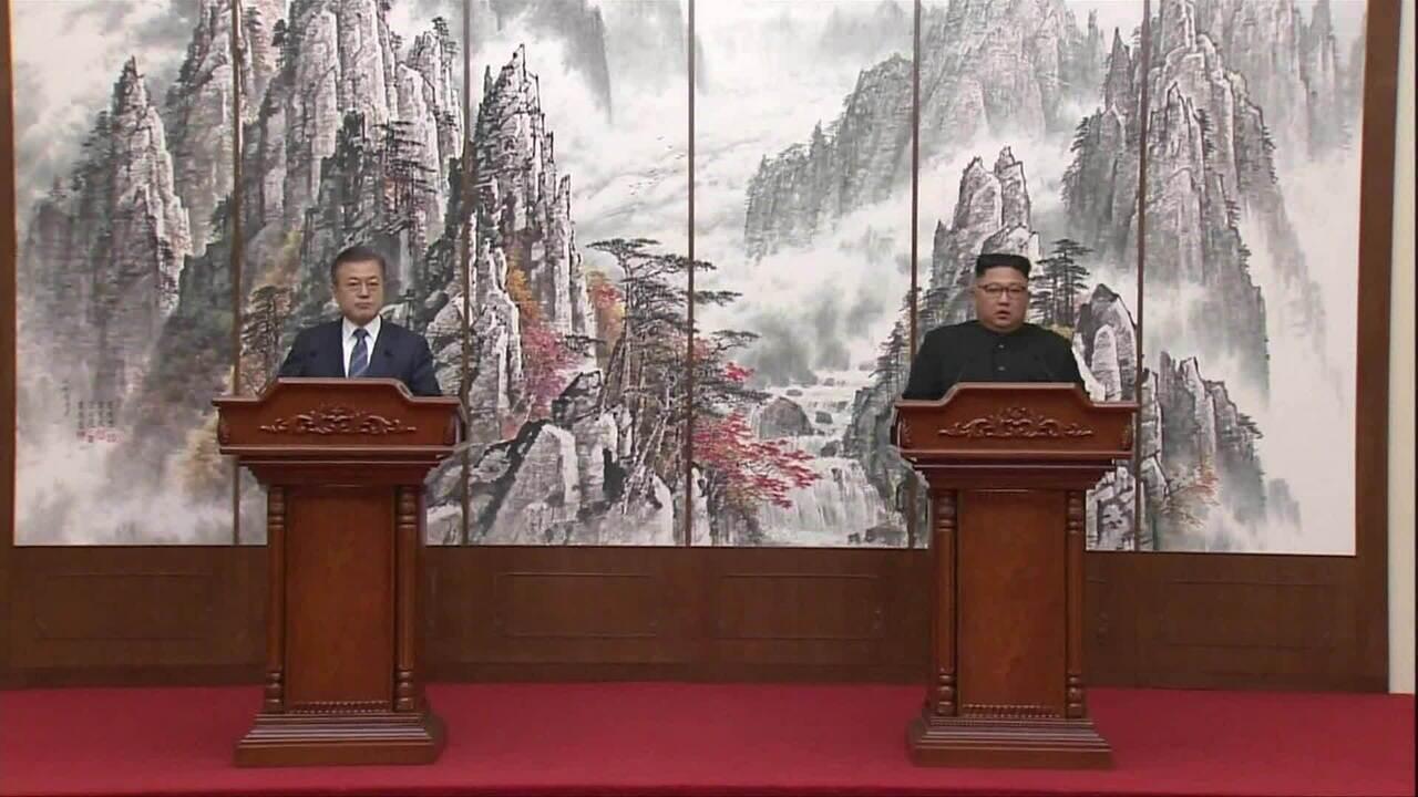 Kim Jong-un promete desmontar base de lançamento de mísseis