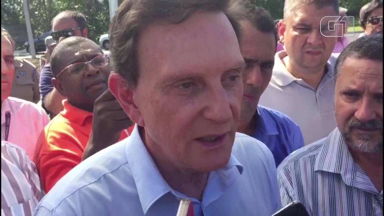 Crivella comenta sobre novo pedido de impeachment entregue pela oposição na Câmara