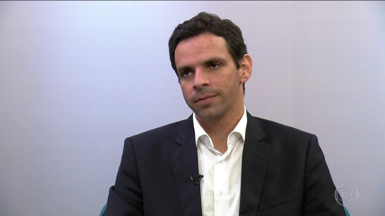 SP1 entrevista o candidato Professor Claudio