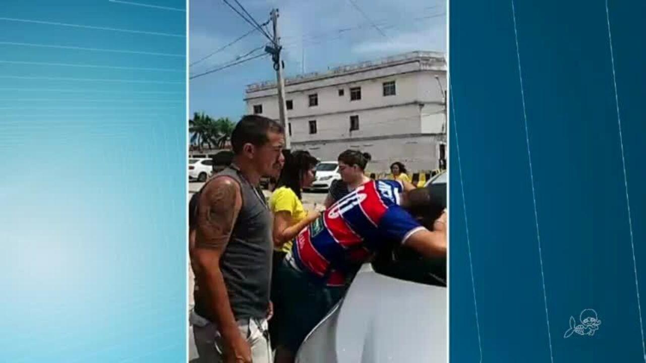 Motorista de aplicativo é morto após discussão no trânsito, na Jacarecanga