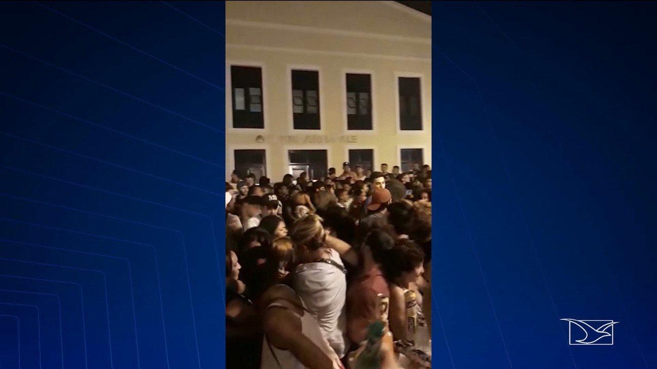 Tumulto é registrado após show de Marília Mendonça