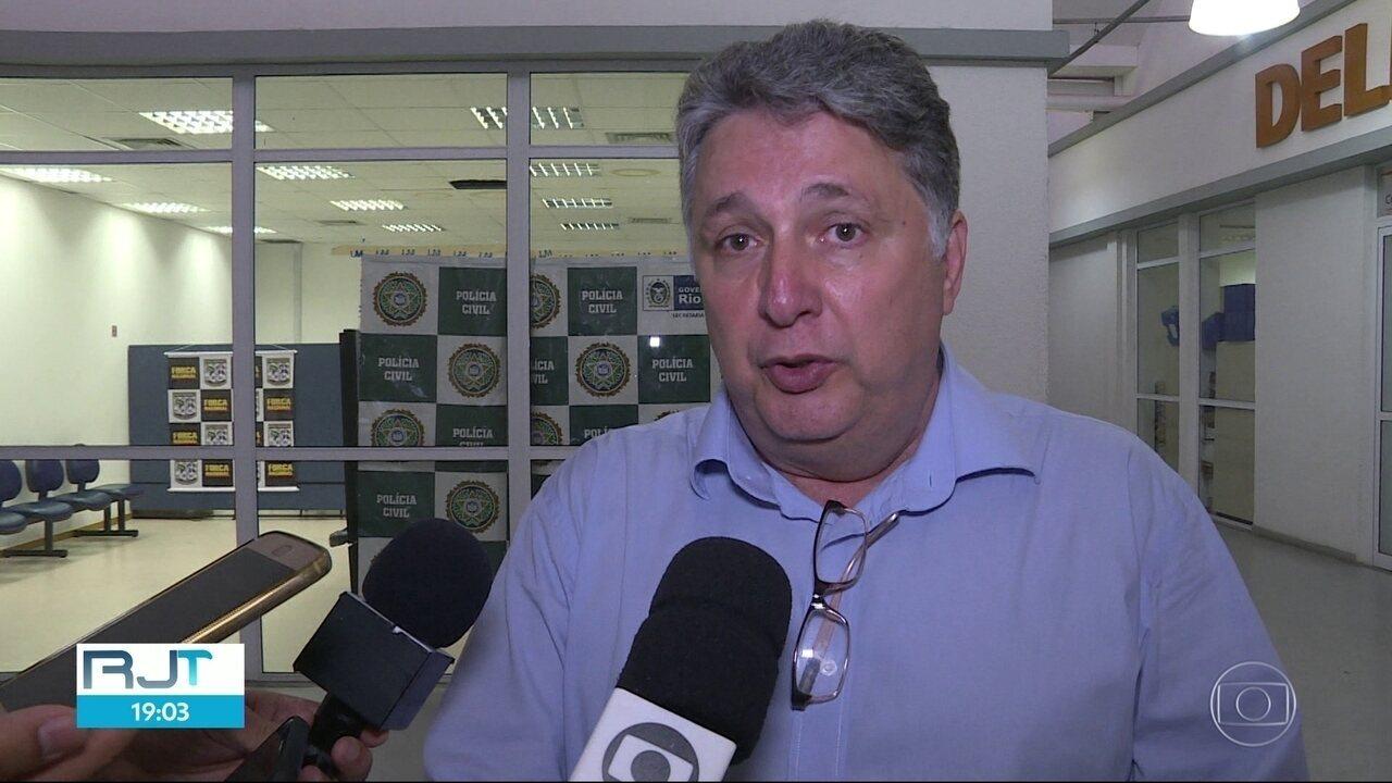 Garotinho faz camapnha na Zona Norte do Rio